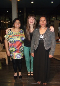 Avec Noemi et Nora
